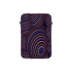 Abstract Colorful Spheres Apple Ipad Mini Protective Soft Cases by Simbadda