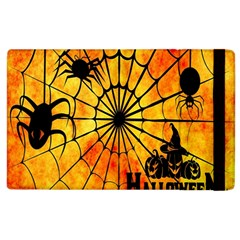 Halloween Weird  Surreal Atmosphere Apple Ipad 3/4 Flip Case by Simbadda