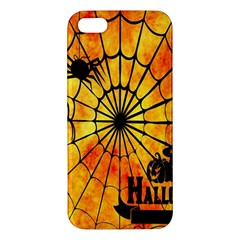 Halloween Weird  Surreal Atmosphere Iphone 5s/ Se Premium Hardshell Case by Simbadda