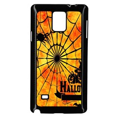 Halloween Weird  Surreal Atmosphere Samsung Galaxy Note 4 Case (black) by Simbadda