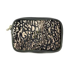 Wallpaper Texture Pattern Design Ornate Abstract Coin Purse by Simbadda