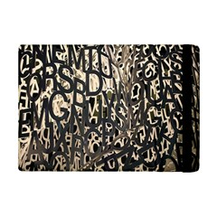 Wallpaper Texture Pattern Design Ornate Abstract Ipad Mini 2 Flip Cases by Simbadda