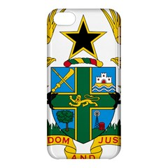 Coat Of Arms Of Ghana Apple Iphone 5c Hardshell Case by abbeyz71