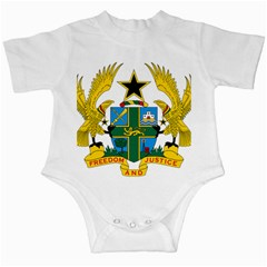 Coat Of Arms Of Ghana Infant Creepers