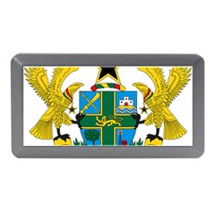 Coat Of Arms Of Ghana Memory Card Reader (mini) by abbeyz71