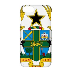 Coat Of Arms Of Ghana Apple Iphone 7 Hardshell Case by abbeyz71