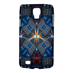 Fancy Fractal Pattern Galaxy S4 Active by Simbadda