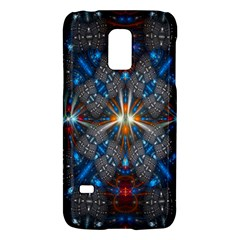 Fancy Fractal Pattern Galaxy S5 Mini by Simbadda