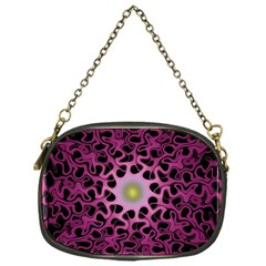 Cool Fractal Chain Purses (one Side)  by Simbadda