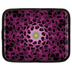 Cool Fractal Netbook Case (xl)
