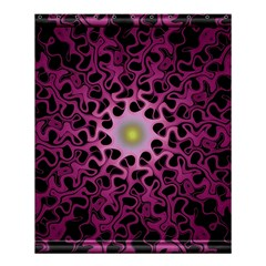 Cool Fractal Shower Curtain 60  X 72  (medium)