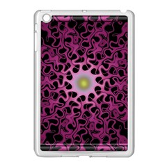 Cool Fractal Apple Ipad Mini Case (white)