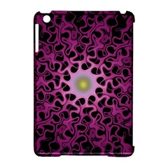 Cool Fractal Apple Ipad Mini Hardshell Case (compatible With Smart Cover) by Simbadda