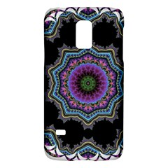 Fractal Lace Galaxy S5 Mini by Simbadda