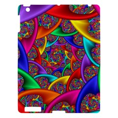 Color Spiral Apple Ipad 3/4 Hardshell Case by Simbadda