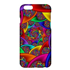 Color Spiral Apple Iphone 6 Plus/6s Plus Hardshell Case by Simbadda