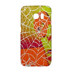 Orange Guy Spider Web Galaxy S6 Edge by Simbadda