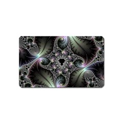 Beautiful Curves Magnet (name Card) by Simbadda
