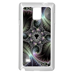 Beautiful Curves Samsung Galaxy Note 4 Case (white)