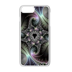 Beautiful Curves Apple Iphone 7 Plus White Seamless Case