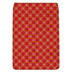 Abstract Seamless Floral Pattern Flap Covers (l)  by Simbadda