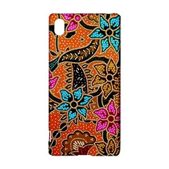 Colorful The Beautiful Of Art Indonesian Batik Pattern Sony Xperia Z3+ by Simbadda
