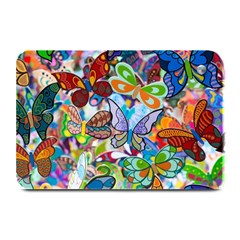 Color Butterfly Texture Plate Mats by Simbadda