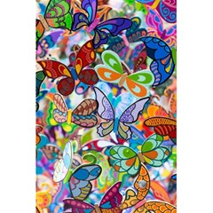 Color Butterfly Texture 5 5  X 8 5  Notebooks by Simbadda