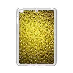 Patterns Gold Textures Ipad Mini 2 Enamel Coated Cases by Simbadda