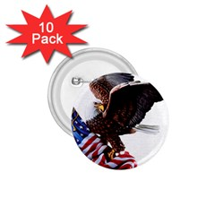 Independence Day United States 1 75  Buttons (10 Pack) by Simbadda