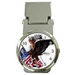 Independence Day United States Money Clip Watches by Simbadda