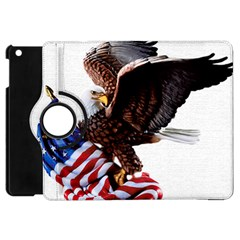Independence Day United States Apple Ipad Mini Flip 360 Case by Simbadda