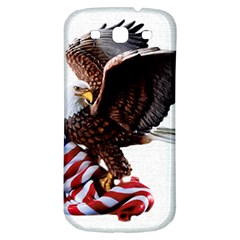 Independence Day United States Samsung Galaxy S3 S Iii Classic Hardshell Back Case by Simbadda