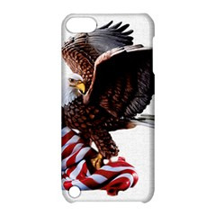 Independence Day United States Apple Ipod Touch 5 Hardshell Case With Stand by Simbadda
