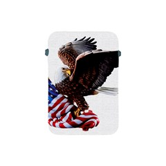 Independence Day United States Apple Ipad Mini Protective Soft Cases by Simbadda