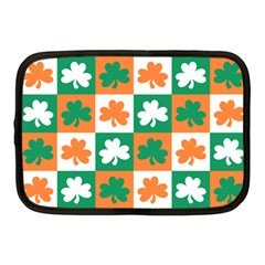 Ireland Leaf Vegetables Green Orange White Netbook Case (medium)  by Alisyart