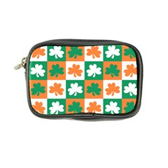 Ireland Leaf Vegetables Green Orange White Coin Purse by Alisyart
