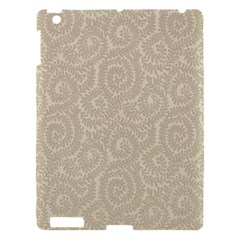Leaf Grey Frame Apple Ipad 3/4 Hardshell Case