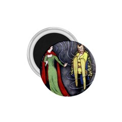 Beauty And The Beast 1 75  Magnets by athenastemple