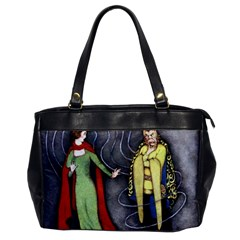 Beauty And The Beast Office Handbags by athenastemple