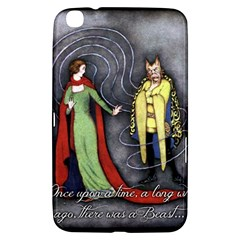 Beauty And The Beast Samsung Galaxy Tab 3 (8 ) T3100 Hardshell Case