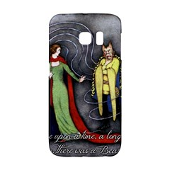 Beauty And The Beast Galaxy S6 Edge by athenastemple