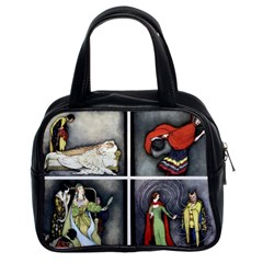 Fairy Tales Classic Handbags (2 Sides) by athenastemple