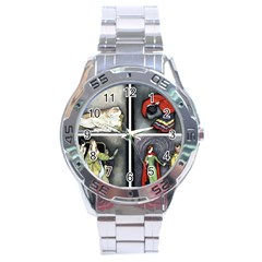 Fairy Tales Stainless Steel Analogue Watch by athenastemple