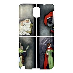 Fairy Tales Samsung Galaxy Note 3 N9005 Hardshell Case by athenastemple