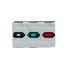 9 Power Button Cosmetic Bag (small)