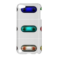 9 Power Button Apple Ipod Touch 5 Hardshell Case by Simbadda