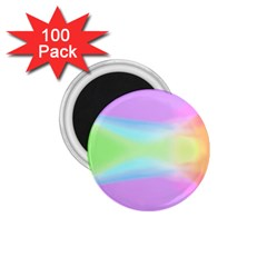 Abstract Background Colorful 1 75  Magnets (100 Pack)  by Simbadda