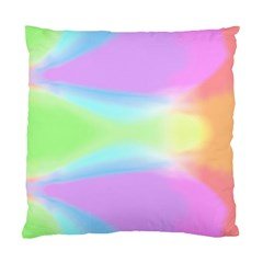 Abstract Background Colorful Standard Cushion Case (one Side) by Simbadda