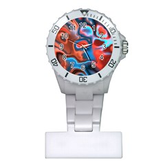 Abstract Fractal Plastic Nurses Watch by Simbadda